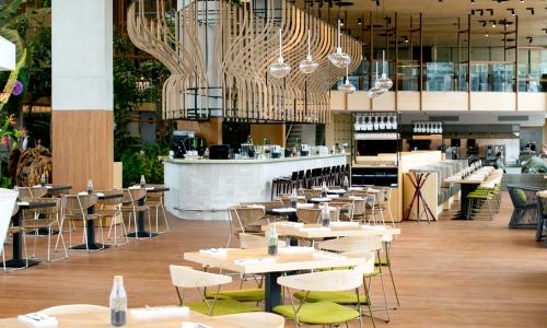 Café Jakarta - Hotel Jakarta Amsterdam